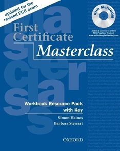 FCE Masterclass Workbook Resource Pack with Key + MultiROM (Revised Edition)