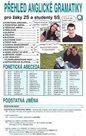 Přehled anglické gramatiky pro žáky ZŠ a studenty SŠ