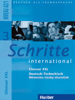 Schritte international 3 Glossar XXL n-č (slovník)