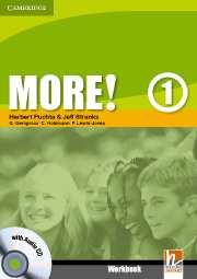 More! 1 Workbook + audio CD