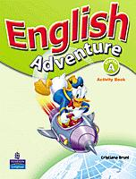 English Adventure Starter A - Activity Book - Bruni Cristiana - A4, sešitová