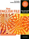 New English File Upper-intermediate Students Book + CZ Wordlist