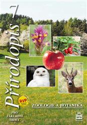 Přírodopis pro 7. ročník základní školy - Zoologie a botanika