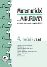 Matematické minutovky pro 4.r. 2.díl