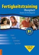 Fertigkeitstraining B1 - Übungsbuch + audio CD /2 ks/