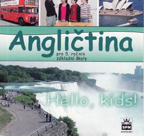 Angličtina 5.r. Hello, kids! - audio CD