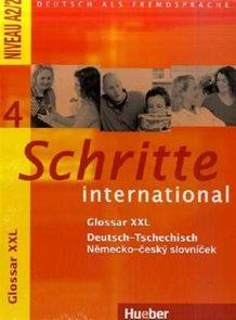 Schritte international 4 Kursbuch + Arbeitsbuch + audio CD + Glossar