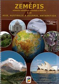 Zeměpis 7.r. ZŠ 2. díl - Asie, Austrálie a Oceánie, Antarktida