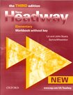 New Headway Elementary Third Edition Workbook without key