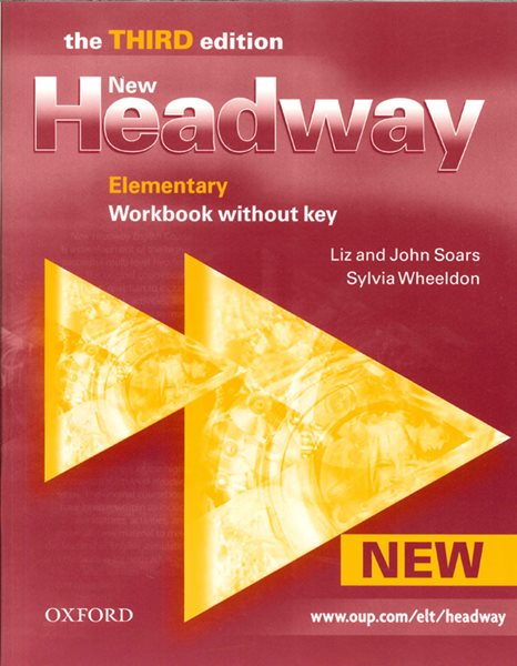 New Headway Elementary Third Edition Workbook without key - A4, sešitová