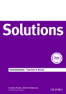 Maturita Solutions Intermediate Teachers Book