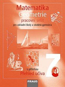 Matematika 7.r. základní školy a víceletá gymnázia - Geometrie - pracovní sešit