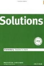 Maturita Solutions Elementary Teachers Book