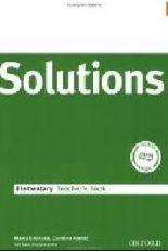 Maturita Solutions Elementary Teachers Book - Umińska M., Krantz C. - 210y296 mm, brožovaná