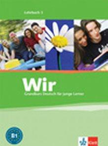 Wir 3 učebnice - Němčina pro 2. stupeň ZŠ