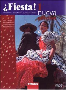 Fiesta 1 učebnice NUEVA edición