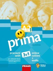 Prima A2 / díl 3 - pracovní sešit