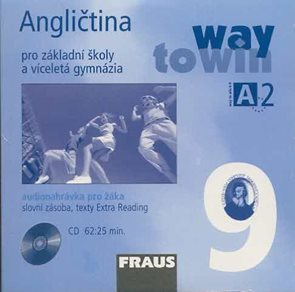 Angličtina 9 Way to Win - audio CD pro žáka /1 ks/