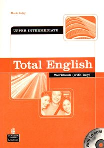 Total English Upper intermediate - Workbook with key + CD-ROM