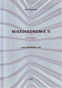 Mikroekonomie II - cvičebnice
