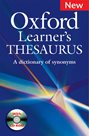 Oxford Learners Thesaurus + CD-ROM NEW Edition