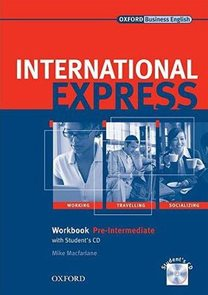 International Express pre-intermediate Workbook with Students CD Interactive EDITION