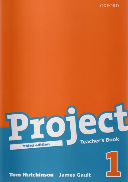 Project 1 - Teachers Book, 3edition - Hutchinson, Gault