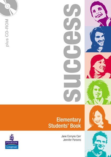 Success Elementary Students Book + CD-ROM - Comyns Carr J., Parsons J. - A4, brožovaná