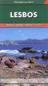 Lesbos - průvodce Freytag /Řecko/
