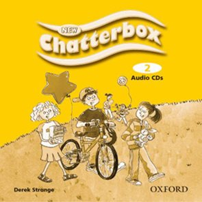 New Chatterbox 2 audio CDs /2 ks/