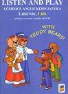 Listen and Play - Učebnice anglického jazyka 1.r. ZŠ 1.díl - Angličtina pro nejmenší