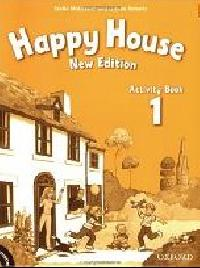 Happy House 1 Activity Book + MultiROM NEW EDITION (pracovní sešit) - Maidment Stella, Roberts Lorena - 218x275 mm, sešitová