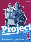 Project 4 - pracovní sešit + CD-ROM /Třetí vydání/