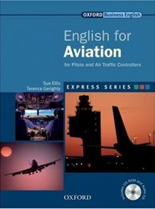 English for Aviation for Pilots and Air Traffic Controllers + CD-ROM and audio CD