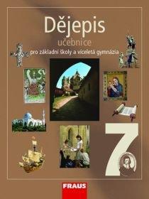 Dějepis 7.r. ZŠ a víceletá gymnázia - učebnice - kolektiv - 210 x 280, brožovaná