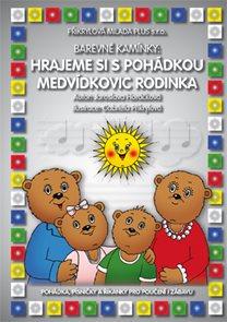 Barevné kamínky - Hrajeme si s pohádkou Medvídkovic rodinka