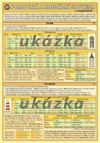 Pomocná a modální slovesa v angličtině, karta A5
