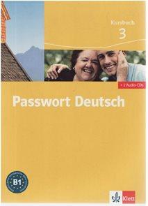 Passwort Deutsch 3,3. dílný KB+2CD