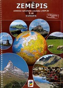 Zeměpis 8. roč., 1. díl - učebnice Evropa v souladu s RVP ZV, 5. aktualizované vydání