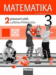 Matematika 3.r. 2.díl  - pracovní sešit