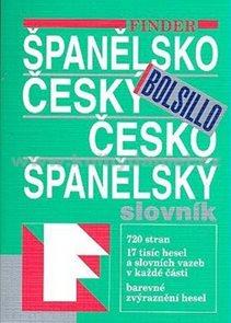 Španělsko-český a česko-španělský slovník BOLSILLO