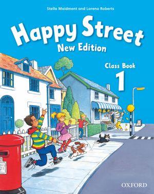 Happy Street 1 Class Book NEW EDITION - Maidment S., Roberts L. - 219x276 mm, sešitová