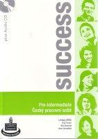 Success Pre-Intermediate Český pracovní sešit + audio CD - White L., Fricker R., Novotná V. - A4, brožovaná