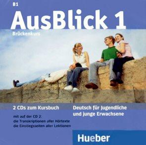 Ausblick 1 audio CD /2 ks/