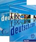Deutsch.com 1 - učebnice + pracovní sešit (česká verze)