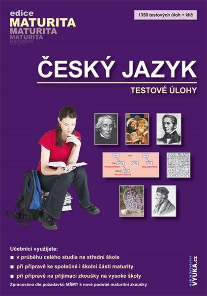 Český jazyk - testové úlohy - Mašková Drahuše - 164x335 mm, brožovaná