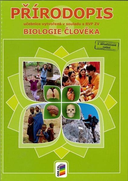 Přírodopis 8. r. ZŠ - Biologie člověka - Drozdová Eva a kolektiv - A4, brožovaná