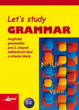 Lets Study Grammar - Krajewska Milada - 195x270 mm, brožovaná