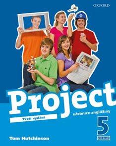 Project 5 - Třetí vydání - učebnice
