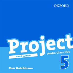 Project 5 - Třetí vydání - Audio Class CDs